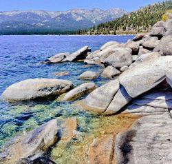 tahoe rocks  - keep cool | Windy Pinwheel | Family Fun Adventures | Northern Nevada | Reno | Sparks | Lake Tahoe | Sierras