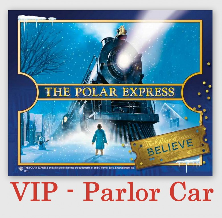polar express VIP  -  | Windy Pinwheel | Family Fun Adventures | Northern Nevada | Reno | Sparks | Lake Tahoe | Sierras