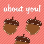 Thanksgiving Themed Lunch Box Love Notes: I'm Nuts About You, 2012 Copyright Christine Hull, Windy Pinwheel