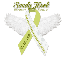 Sandy Hook Elementary Day of Remembrance: Source: http://bit.ly/U8gNzb