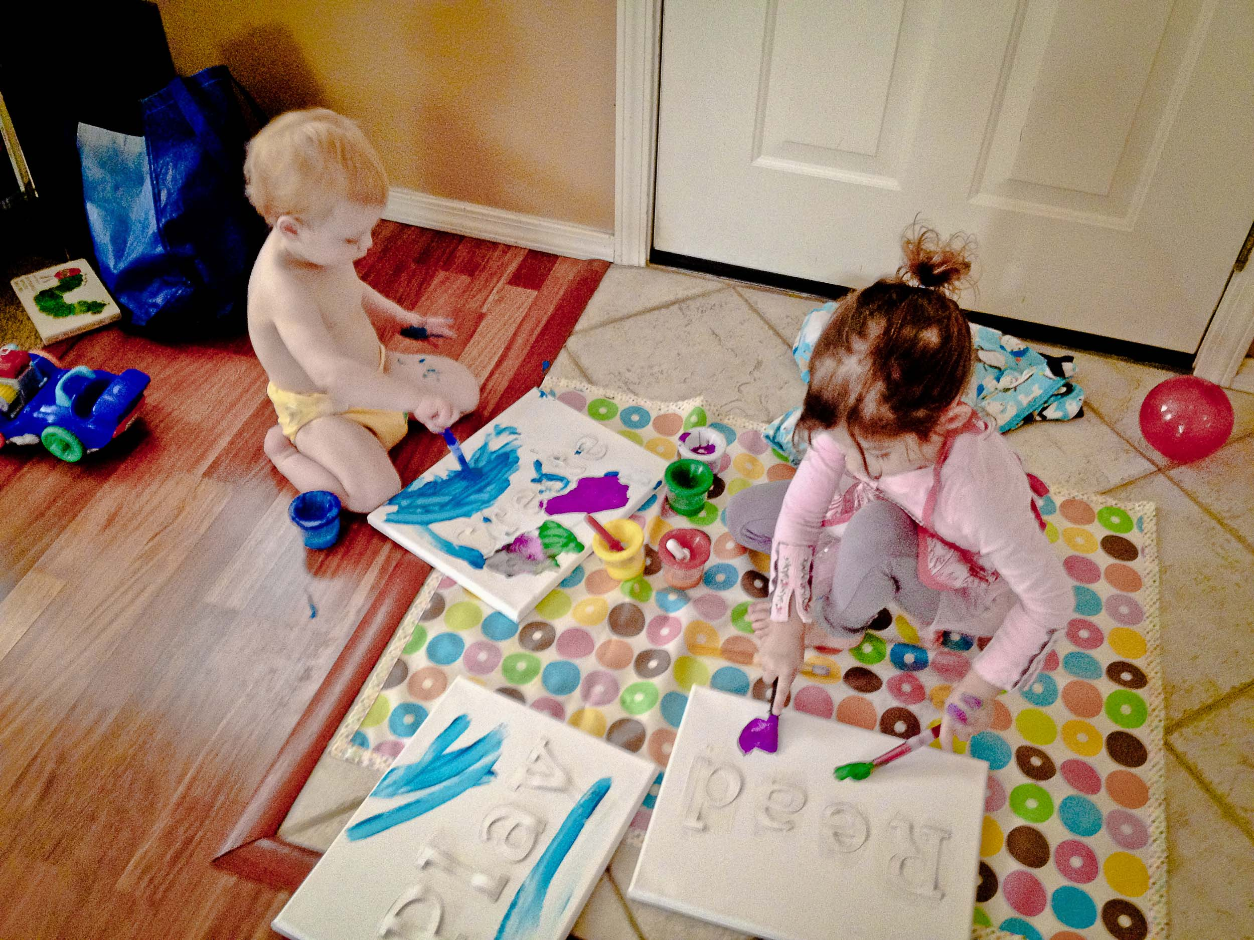 Top 12 indoor activities for kids on a cold day windy for Children indoor