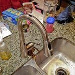 Moen Arbor with MotionSense™ Kitchen Faucet, Copyright 2013 Will Hull, Windy Pinwheel