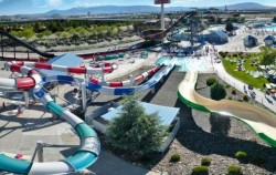 Wild Island Family Adventure Park  - keep cool | Windy Pinwheel | Family Fun Adventures | Northern Nevada | Reno | Sparks | Lake Tahoe | Sierras