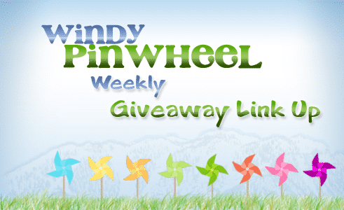 Windy Pinwheel: Weekly perfect March lucky giveaway link up, 2017 Copyright Will Hull, Windy Pinwheel lucky