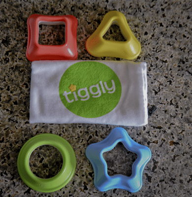 Tiggly Shapes the interactive spatial learning system for iPad and other tablet devices