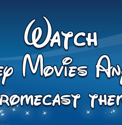 Disney Movies Anywhere: Header, 2014 Copyright Will Hull, Windy Pinwheel