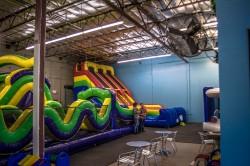 Paradise Cove Fun Center, 2014 Copyright Will Hull, Windy Pinwheel Paradise Cove Fun Center