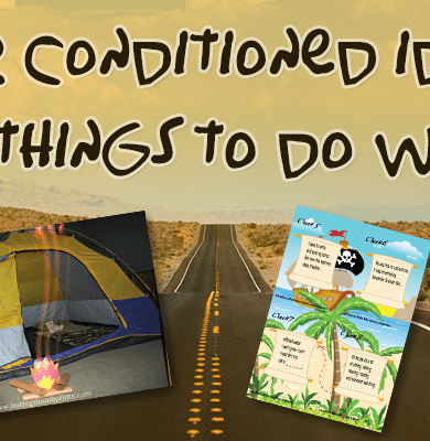 5 Ideas for Fun Things To Do That Involve Air Conditioning Header