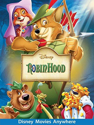 Disney S Robin Hood Streaming Amazon Video Windy Pinwheel