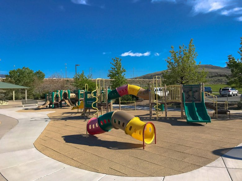 Tubes for kids at South Valleys Regional Sports Complex Reno Nevada south valleys regional sports complex reno nevada