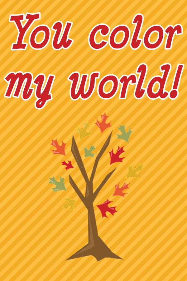 image regarding You Color My World Printable known as Halloween Printable: By yourself Shade My Worldwide Windy Pinwheel