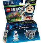 Ghostbusters Stay Puft Fun Pack - LEGO Dimensions 3