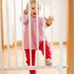 Babyproofing: Install safety gates, Source: Crystal Watson, MakeYourBabyLaugh.com baby proofing