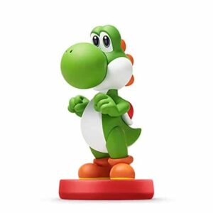 yoshi amiibo - japan import (super mario bros series) [object object]