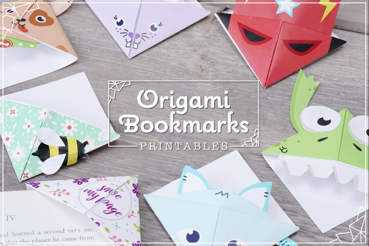20+ Cute and Easy Origami for Kids - Easy Peasy and Fun | 500x750